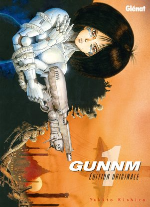 Gunnm Ed. Originale - T.01   9782344017548