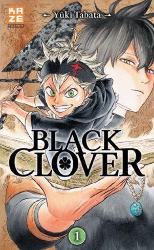 Black Clover - T.01   9782820325006