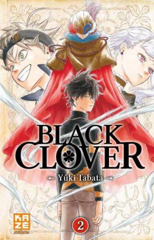 Black Clover - T.02   9782820325013