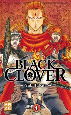 Black Clover - T.04   9782820327888