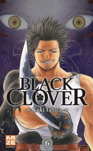 Black Clover - T.06   9782820328496