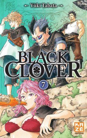 Black Clover - T.07   9782820328700