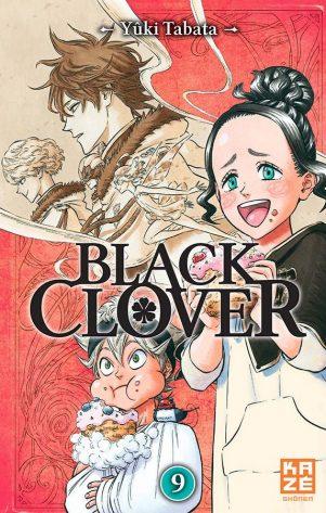 Black Clover - T.09   9782820329271