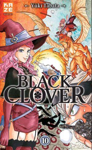Black Clover - T.10   9782820331908