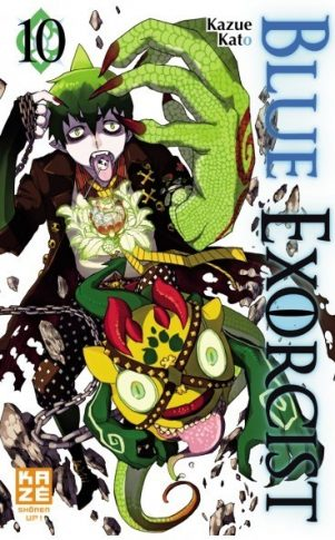 Blue Exorcist - T.10 | 9782820306487