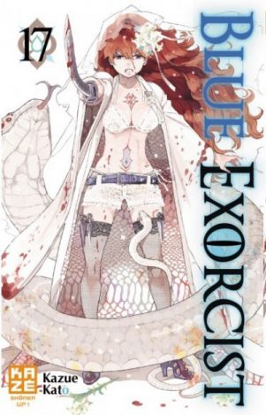 Blue Exorcist - T.17 | 9782820325297