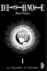 Death Note - Black Edition - T.01   9782505009054