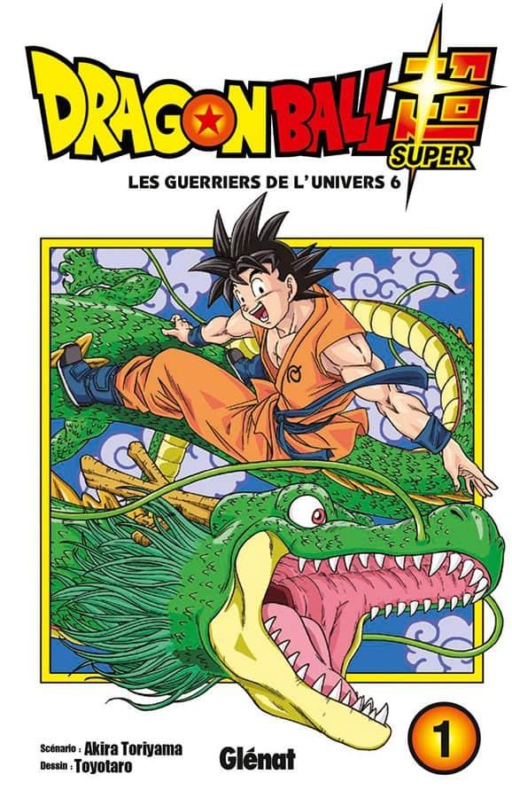 Dragon Ball Super - T.01   9782344019887