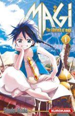 Magi: The Labyrinth of Magic - T.01   9782351425848