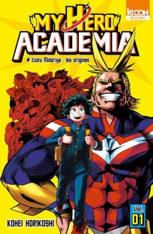 My Hero Academia - T.01 | 9782355929489
