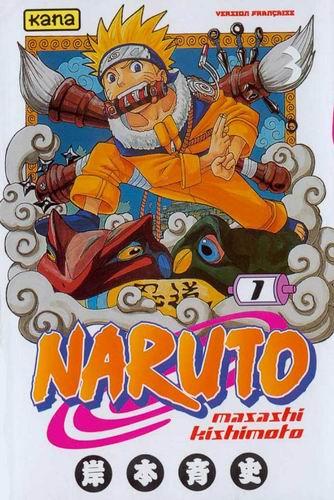 Naruto - T.01   9782871294146