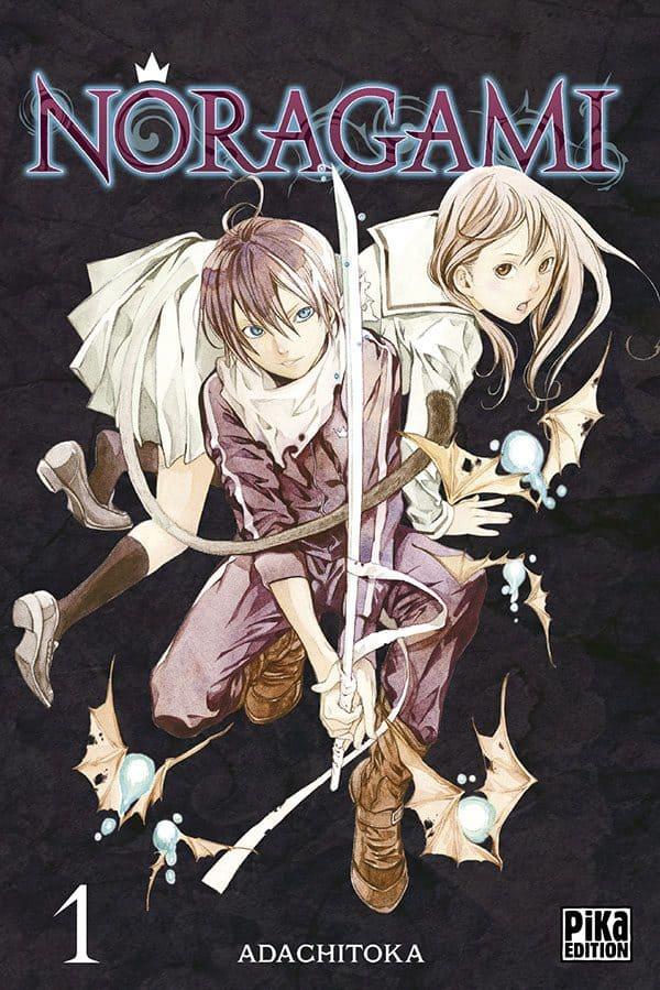 Noragami - T.01   9782811618124