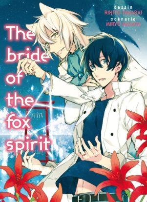 The bride of the fox spirit   9782351808993