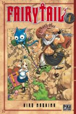 Fairy Tail - T.01 | 9782845999145