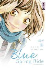 Blue Spring Ride - T.01   9782505017196