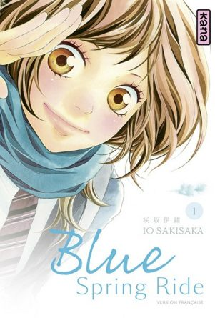 Blue Spring Ride - T.01 | 9782505017196