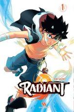Radiant - T.01   9782359103915