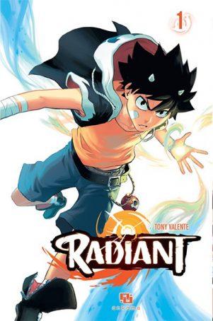 Radiant - T.01 | 9782359103915