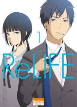 ReLife - T.01   9782355929458