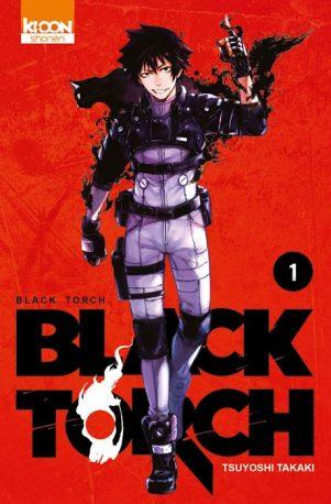 Black Torch - T.01   9791032701881