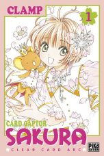 Card Captor Sakura - Clear Card Arc - T.01   9782811637781
