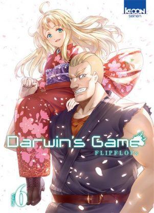 Darwin's Game - T.06   9782355928437