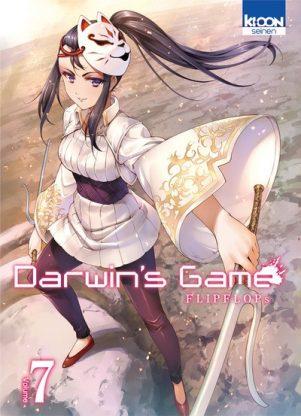 Darwin's Game - T.07   9782355928789