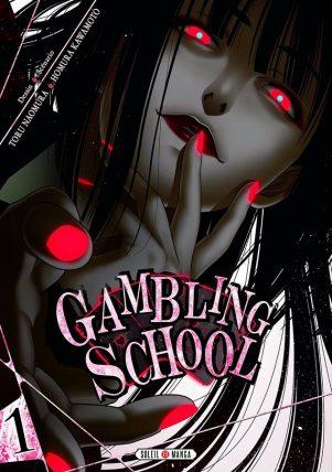 Gambling School - T.01 | 9782302062269