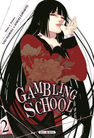 Gambling School - T.02 | 9782302062276