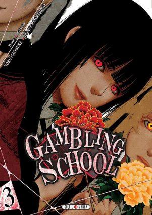 Gambling School - T.03 | 9782302064072