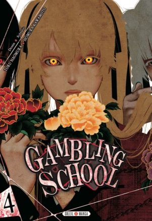 Gambling School - T.04 | 9782302065642