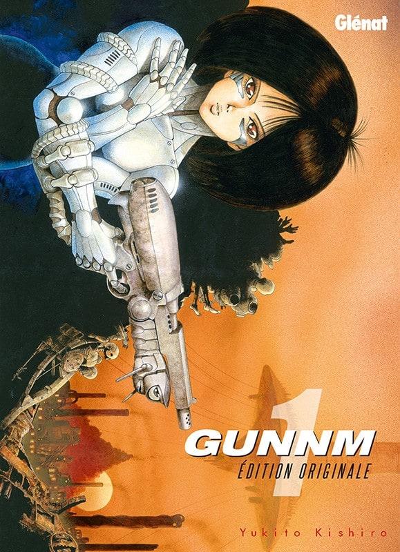 gunnm ed originale t 01