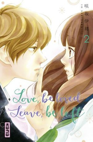 Love be loved, leave be left - T.01 | 9782505066941