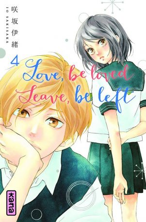 Love be loved, leave be left - T.01 | 9782505066965