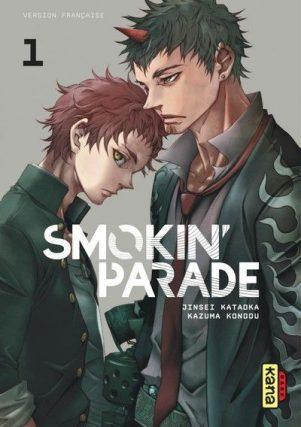 Smokin' Parade - T.01   9782505068228