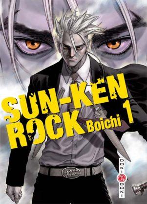 Sun-Ken Rock - T.01   9782350785127