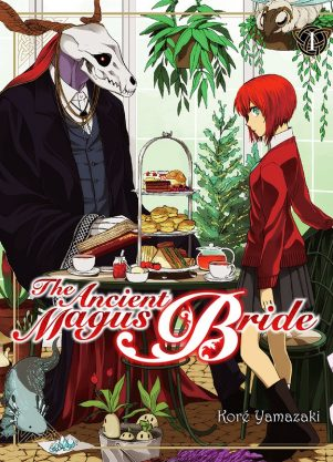 The Ancient Magus Bride - T.01   9782372870276