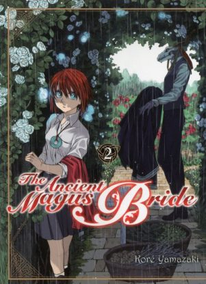 The Ancient Magus Bride - T.02   9782372870337