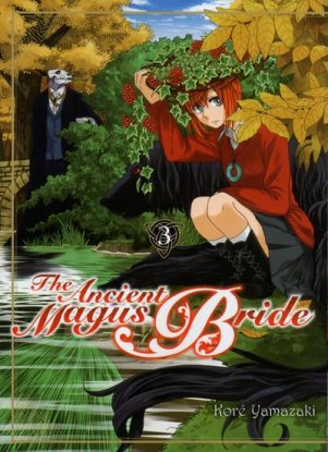The Ancient Magus Bride - T.03   9782372870528