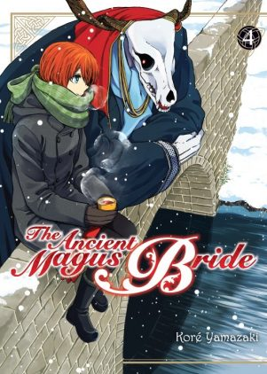 The Ancient Magus Bride - T.04   9782372870733