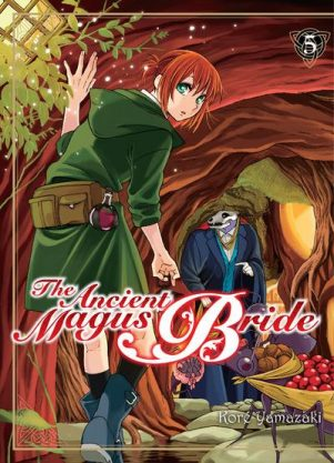 The Ancient Magus Bride - T.05   9782372871174