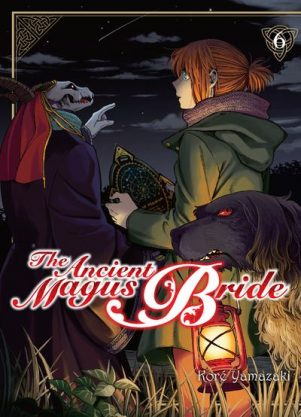 The Ancient Magus Bride - T.06   9782372872355