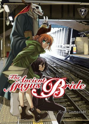 The Ancient Magus Bride - T.07   9782372872362