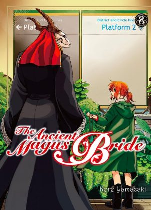The Ancient Magus Bride - T.08   9782372873352