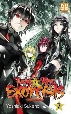 Twin Star Exorcists - T.07   9782820324993