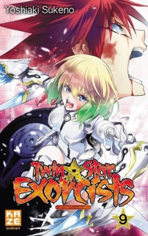 Twin Star Exorcists - T.09   9782820328052