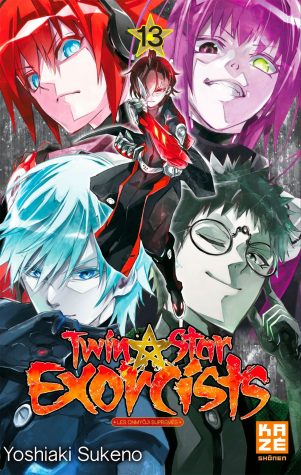Twin Star Exorcists - T.13   9782820332165