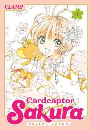 Card captor Sakura Clear card (EN) T.01   9781632365378