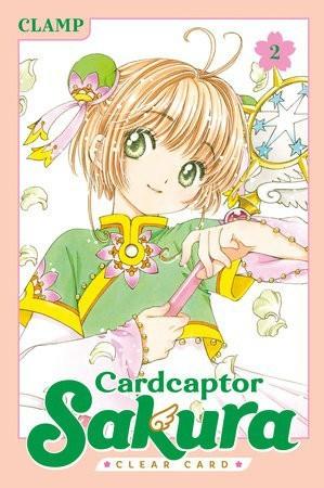 Card captor Sakura Clear card (EN) T.02 | 9781632365385