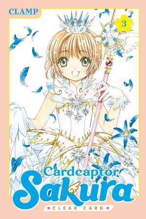 Card captor Sakura Clear card (EN) T.03   9781632365392